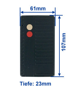 Abmessung SA40-2E