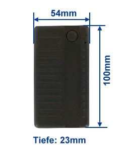Abmessung SA434-1