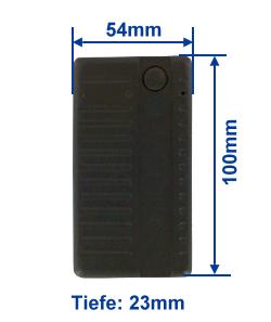 Abmessung SF433-1