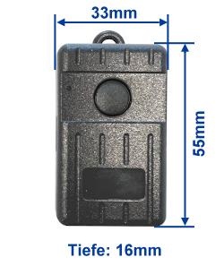 Abmessung SF433-2Mini
