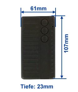 Abmessung SF433-3E