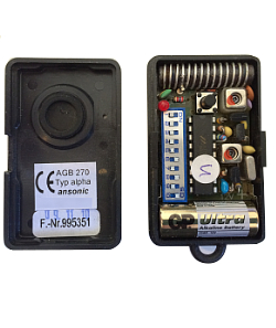 Batterie SA40-2Mini
