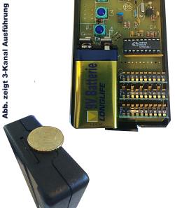 Batterie SA434-4E