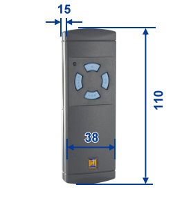 Abmessung hs2-868