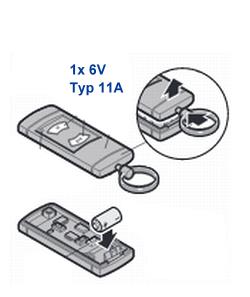 Batterie hse2-40