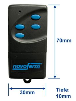 Abmessung Novoferm MNHS4