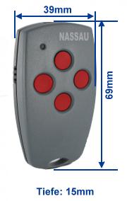 Abmessung nassau-rt20-4k-n
