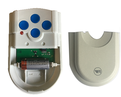 Batterie Typ 4385-4T