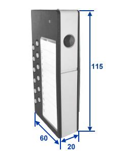 Abmessung skx12m1