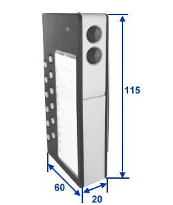 Abmessung skx12m2